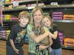 Angelina gets adopted by a GREAT family!