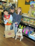 "Smokey Joe ""sold himself"" to this family; he loves them and the feeling is mutual"