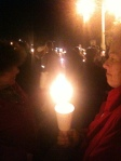 Good Dog Rescue participates in Memphis Animal Shelter candlelight vigil